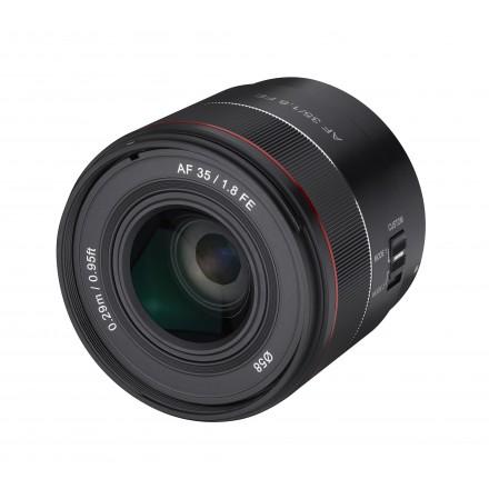 Samyang 35mm F-1.8 FE (Sony E)