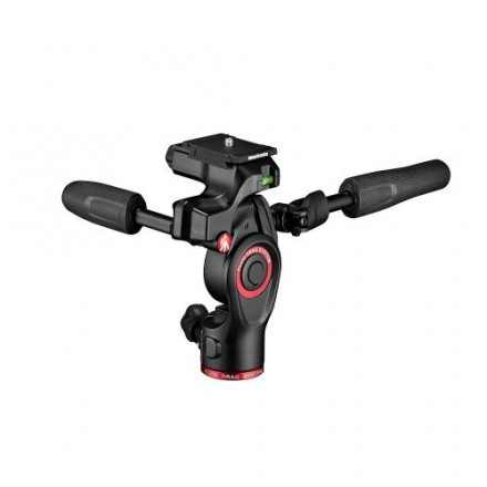 Manfrotto Befree 3Way Live (MH01HY-3W)