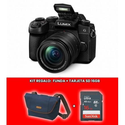Panasonic LUMIX DMC-G90 (Cuerpo)