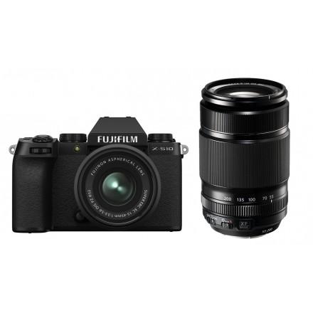Fujifilm X-S10 (Cuerpo)