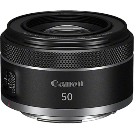Canon RF 50mm F-1.8 STM