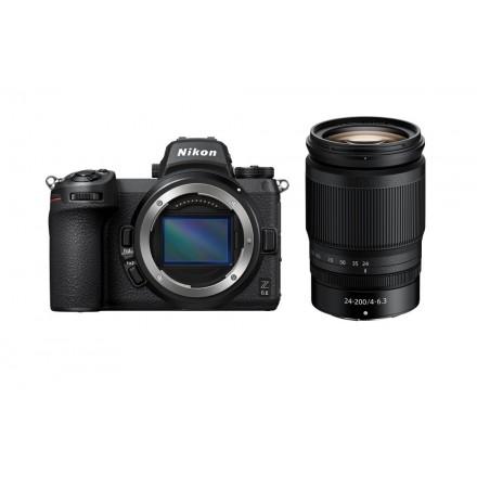 Nikon Z 6II (Cuerpo)