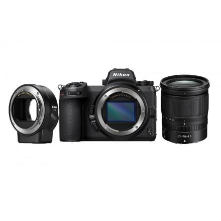 Nikon Z 7II (Cuerpo)