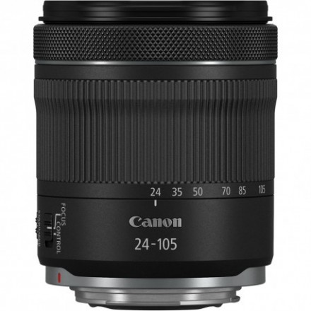 Canon 24/105 F-4-7.1 IS STM