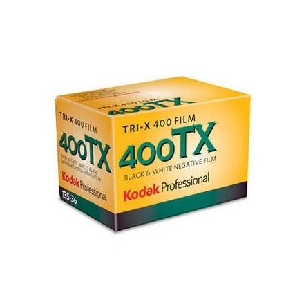 Kodak 400TX B/N 135-36