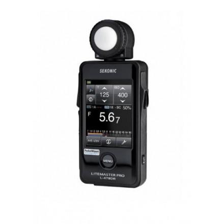 Sekonic L-478DR Litemaster Pro Radio (Sin Radio)