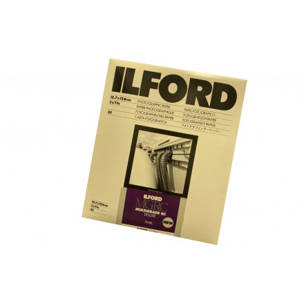 Ilford Multigrado RC Pearl 12,7 x 17,8cm 25h