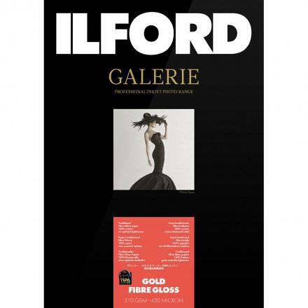 Ilford Galerie Gold Fibre Gloss 310 GSM - 430 Micron