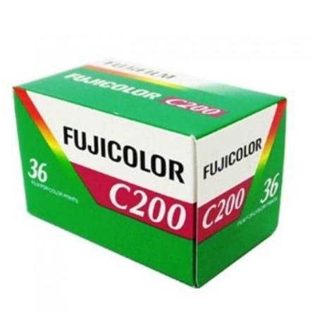 Fujifilm FUJICOLOR C200 36