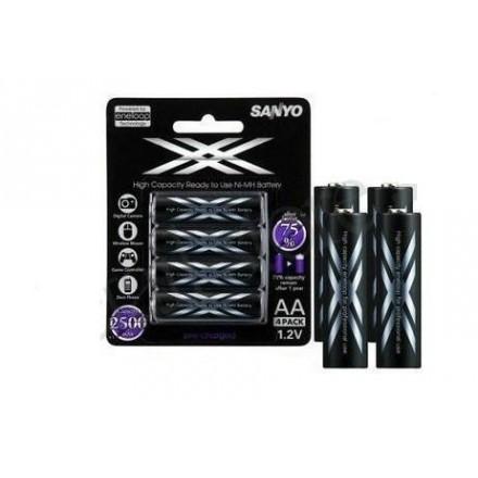 Bateria Sanyo AA 1.2V Ni-MH