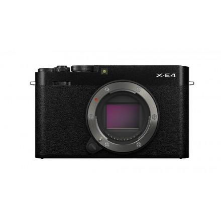 Fujifilm X-E4 (Cuerpo)