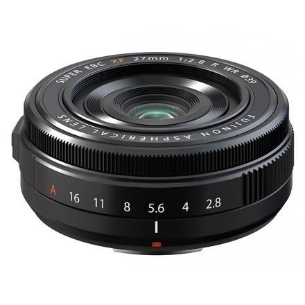 Fujifilm FUJINON XF 27mm F-2.8 R WR