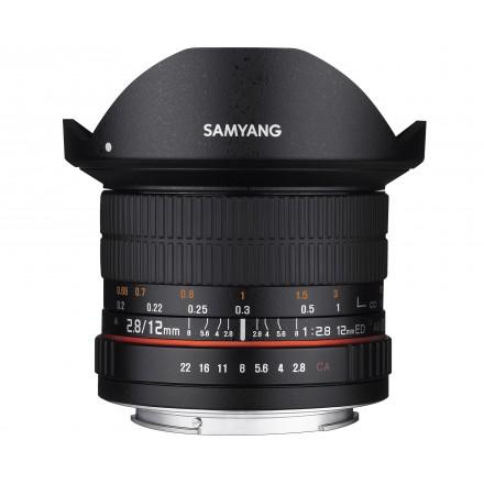 Samyang 12mm F-2.8 (Sony)