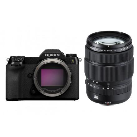 Fujifilm GFX100s (Cuerpo)