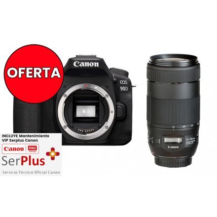Canon EOS-90D (Cuerpo)