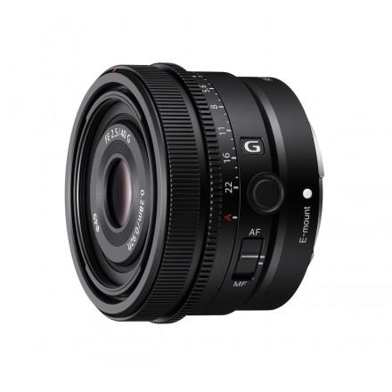Sony FE 40mm F-2.5 G (SEL40F25G)