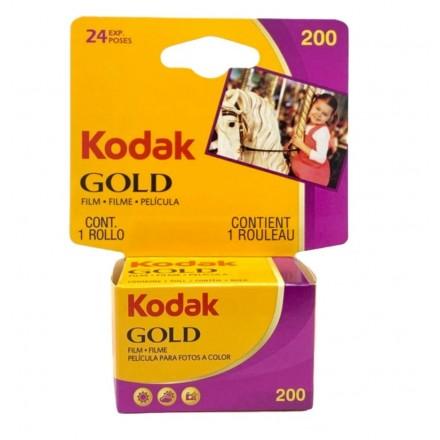 Kodak Gold 200 1x 24 exp. poses