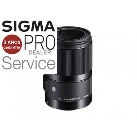 Sigma 70mm F-2.8 DG Macro Art (Canon)