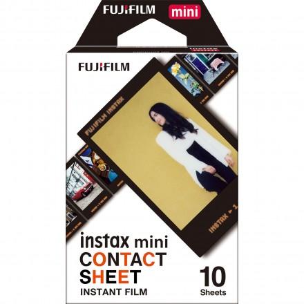 Fuji Instax Mini Contact Sheet