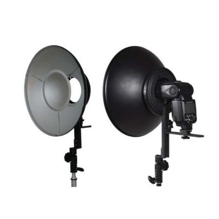 Cromalite Kit Reflector Beauty flash portatil