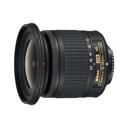 Nikon AF-P DX NIKKOR 10/20 F-4.5-5.6 G VR