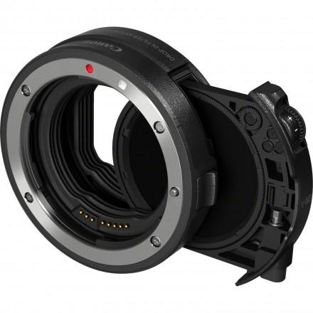 Canon Adaptador DIF MT EOS-R con Filtro V-ND