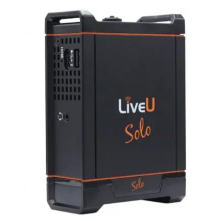 LiveU Solo HDMI – Encoder Vídeo/Audio con HDMI