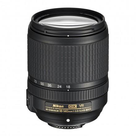Nikon 18/140 F-3.5-5.6G ED VR