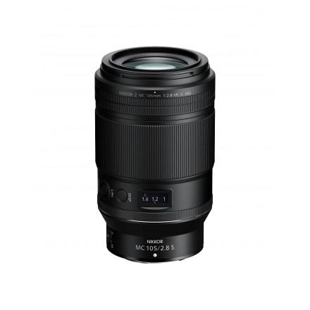 Nikon NIKKOR Z MC 105mm F-2.8 VR S