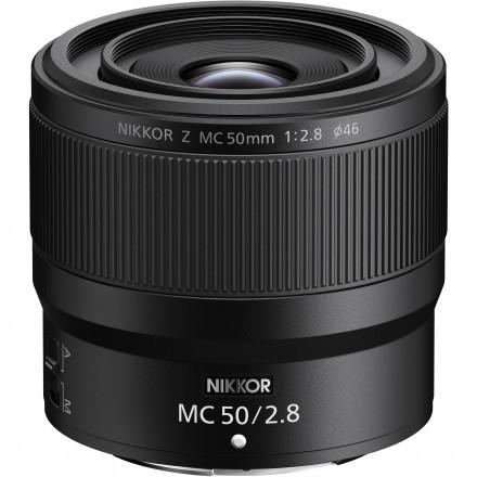 Nikon NIKKOR Z MC 50mm F-2.8