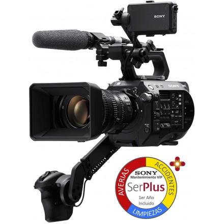 Sony PXW-FS7M2 + Super 35/APS-C (Bajo Pedido)
