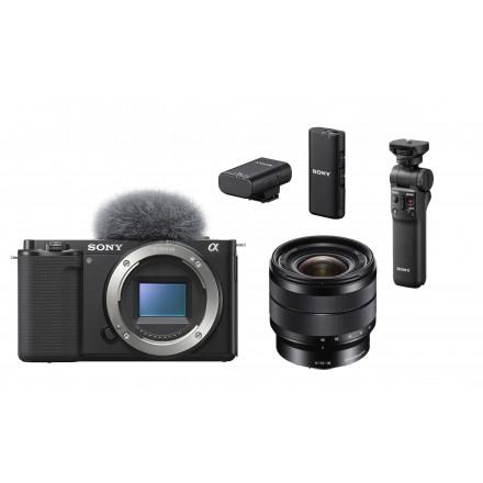 Sony ZV-E10 (Cuerpo)