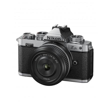 Nikon Z FC + 28mm F-2.8 SE