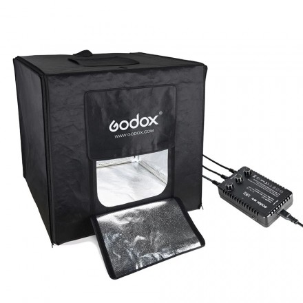 Godox Caja de Luz LST60 con 3 barras LED
