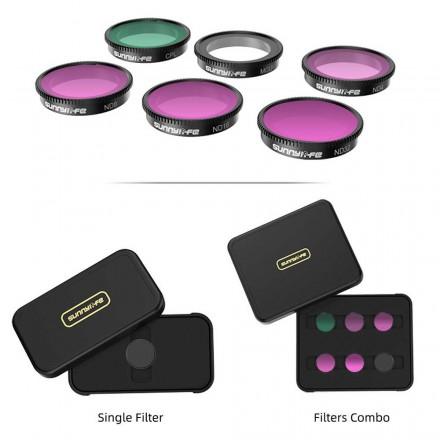 Insta360 Kit Filtros ND para GO2