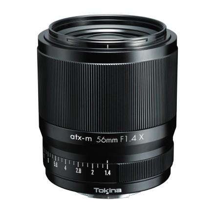 Tokina ATX-M 56mm F-1.4 (Fuji X)