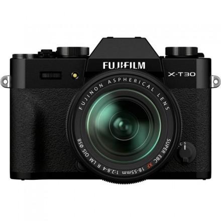 Fujifilm X-T30 II + XF 18/55 F-2.8-4 R LM OIS