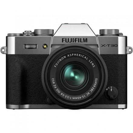 Fujifilm X-T30 II + XC 15/45 F-3.5-5.6 OIS PZ