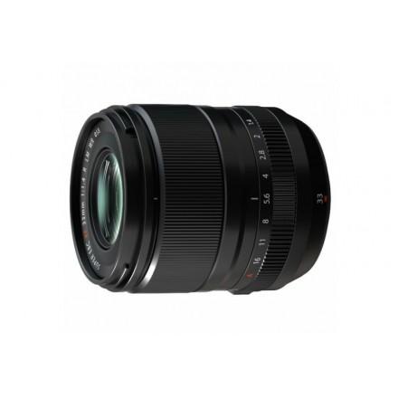 Fujifilm XF 33mm F-1.4 R LM WR