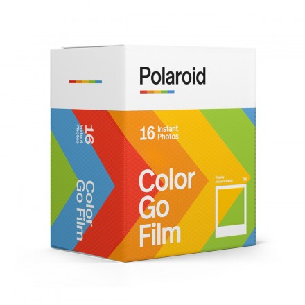 Polaroid Color Go Film (16 fotos)