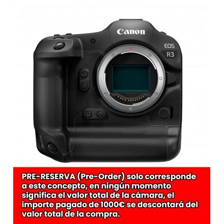Canon EOS-R3 (Cuerpo)