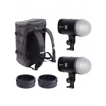Elinchrom ONE off Camera Flash Dual Kit