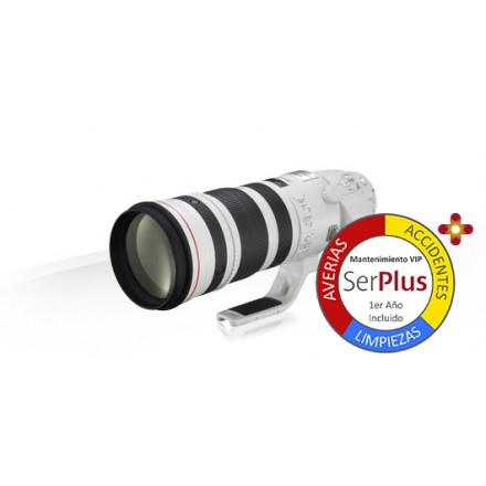 Canon 200/400 F-4L IS USM C/1.4x
