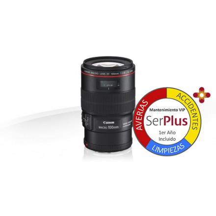 Canon EF 100mm Macro 2.8L IS USM