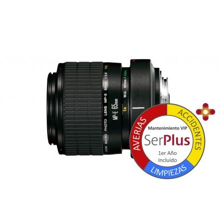 Canon EF-MP-E 65mm F-2.8 Macro (BAJO PEDIDO)