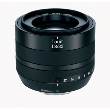 Zeiss Touit 1.8/32 Serie X