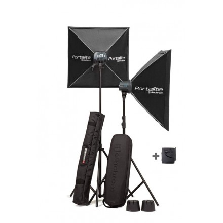 Elinchrom 2 Flash D-Lite One RX