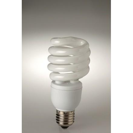 Lampara Fluorescente Espiral 28W 220V E27