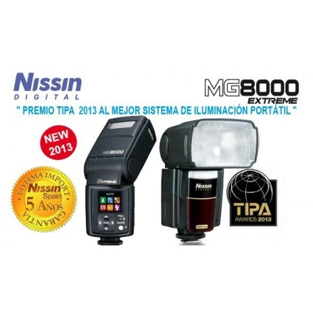 Nissin MG-8000 (Canon)