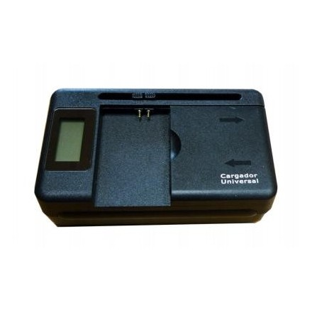 Bonusline Cargador DT-5000 LCD